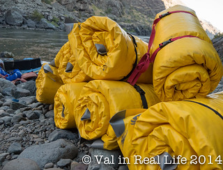 hell hike and raft - val in real life