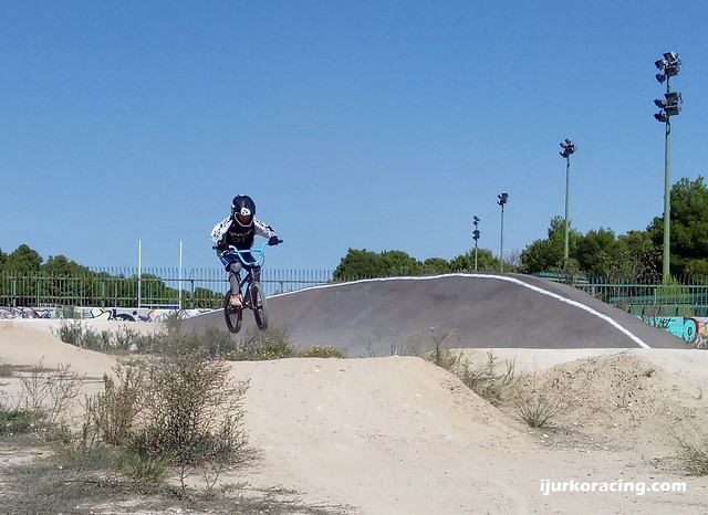 ijurkoracing BMX Zaragoza Club pirineos 15