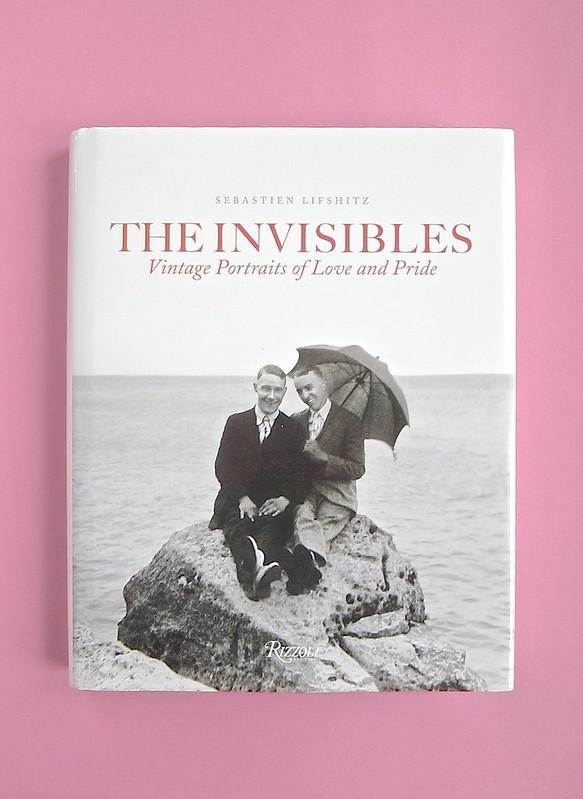 Sebastien Lifshitz, The Invisibles. Rizzoli International Publications 2014. Design: Isabelle Chemin. Prima di sovracoperta (part.), 1