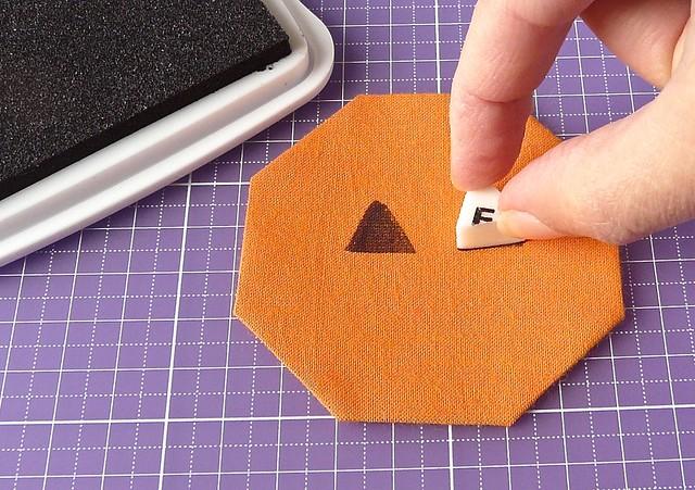 Pumpkin Patch Snack Mat
