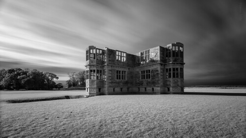 longexposure ir northamptonshire le lee infrared filters nationaltrust 169 hoya r72 oundle lyvedennewbield sirthomastresham