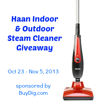 Haan-Steam-Cleaner-Giveaway