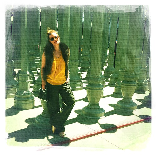 Fully Lit at LACMA