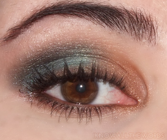Mary Kay Midnight Jewels Eye Colour Palettes- emerald noir  (1)