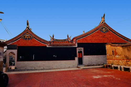 Mar, 10/07/2014 - 16:43 - 李氏宗祠 - Ancestral temple of the clan Lǐ - Antico tempio del clan Lǐ