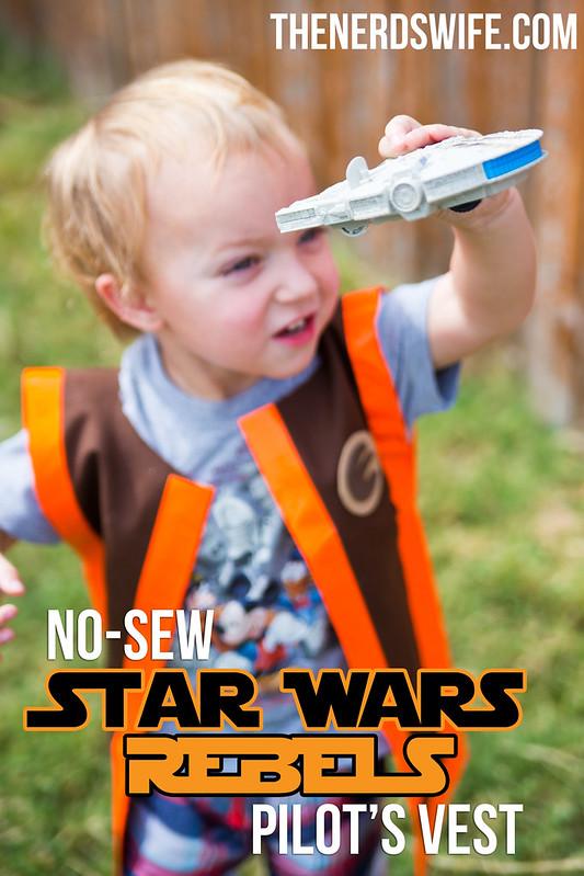 Star Wars Rebels Pilot's Vest
