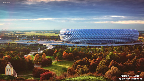 Allianz Arena - Home of the Fans