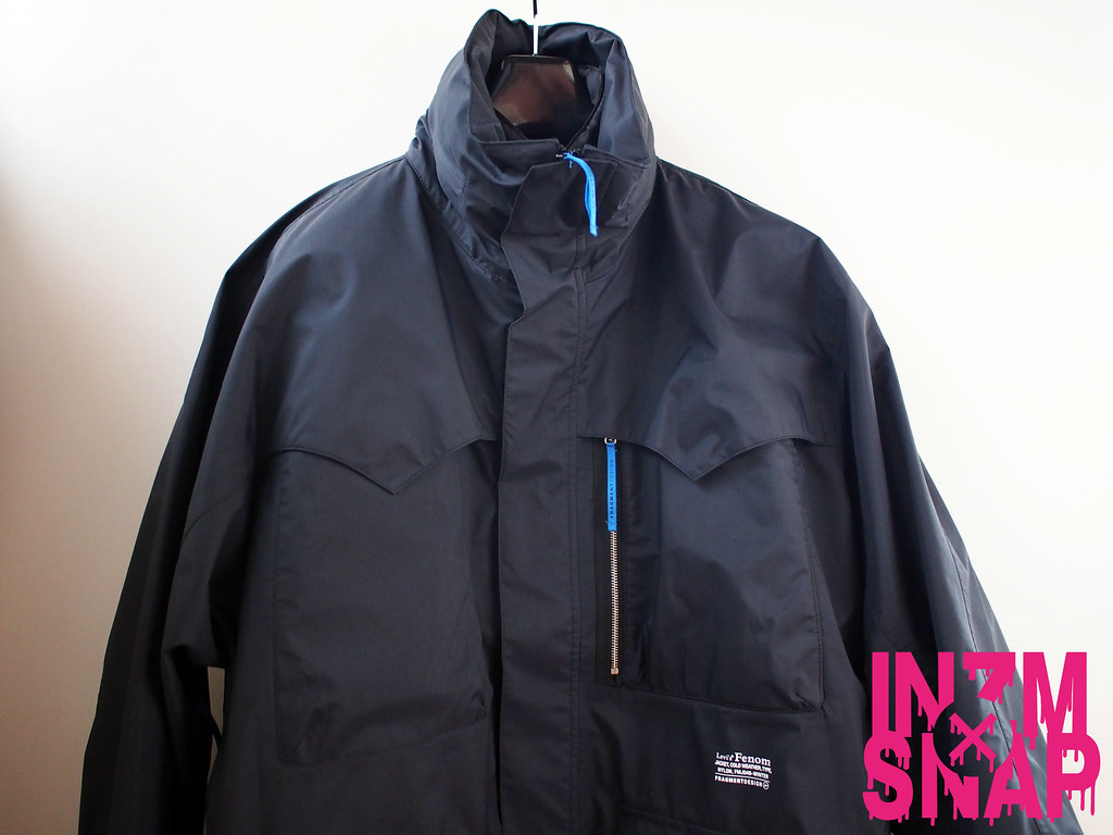 Levi's Fenom | WATER PROOF MOUNTAIN JACKET / COMBINED VEST