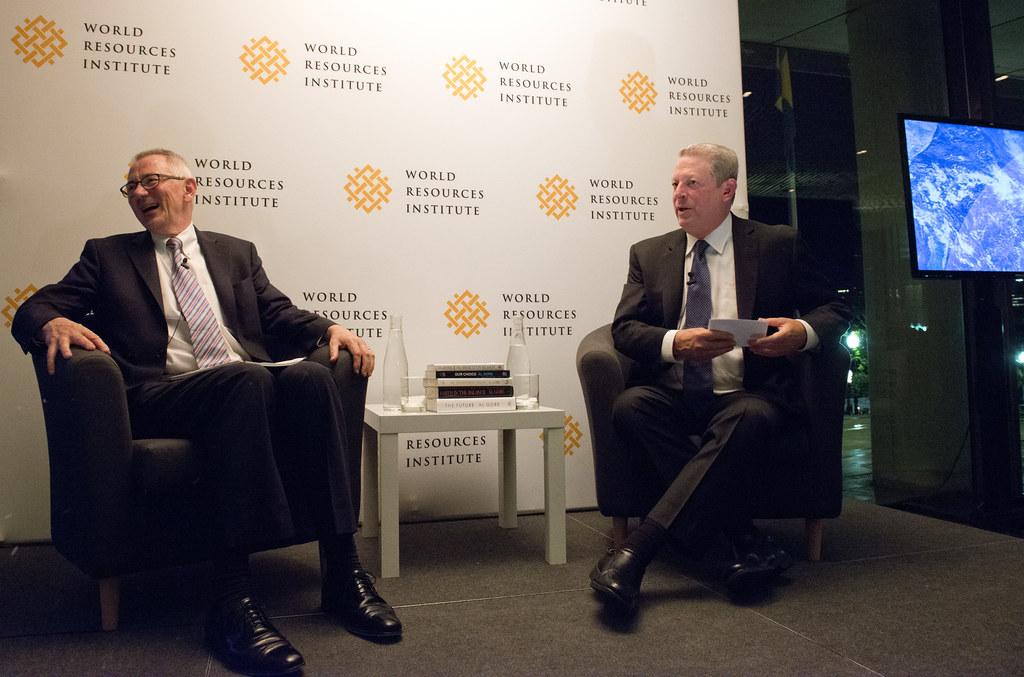 A Conversation with Al Gore
