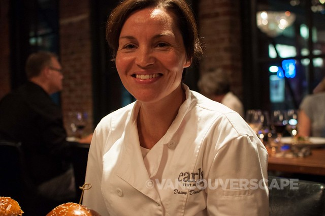 Earl's Chef Dawn Doucette