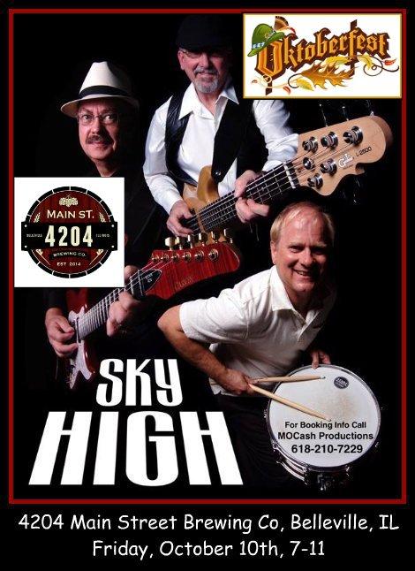 Sky High 10-10-14