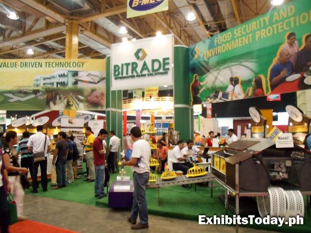 Bitrade Trade Show Display