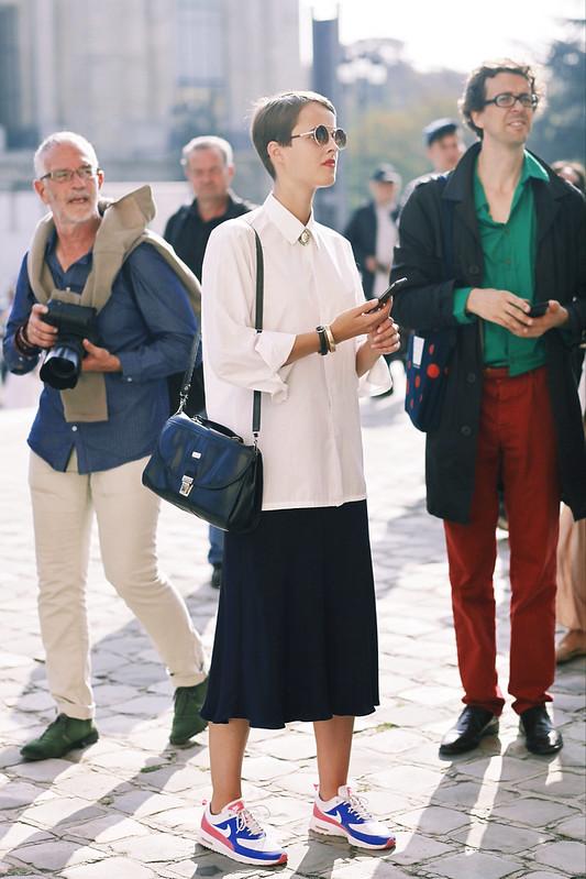 Paris Fashion Week Spring Summer 2015