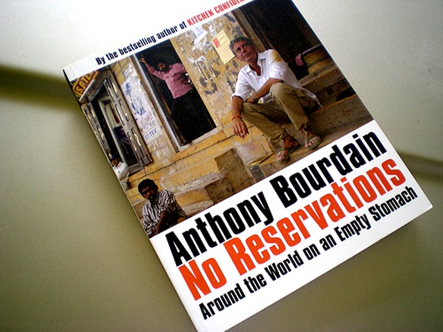 Anthony Bourdain's book