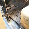 Floor Boards. 1931 Ford Model A. #antiques #Ford