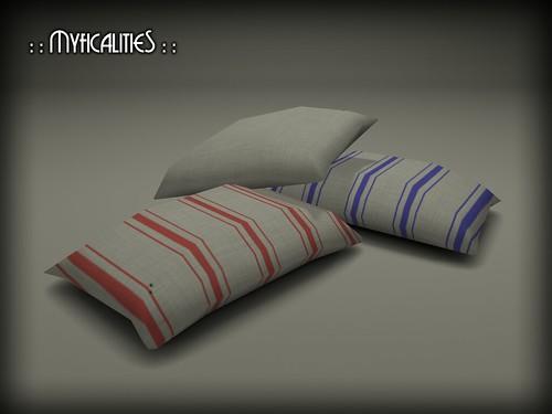 Myficalities - Proletariat Pillow