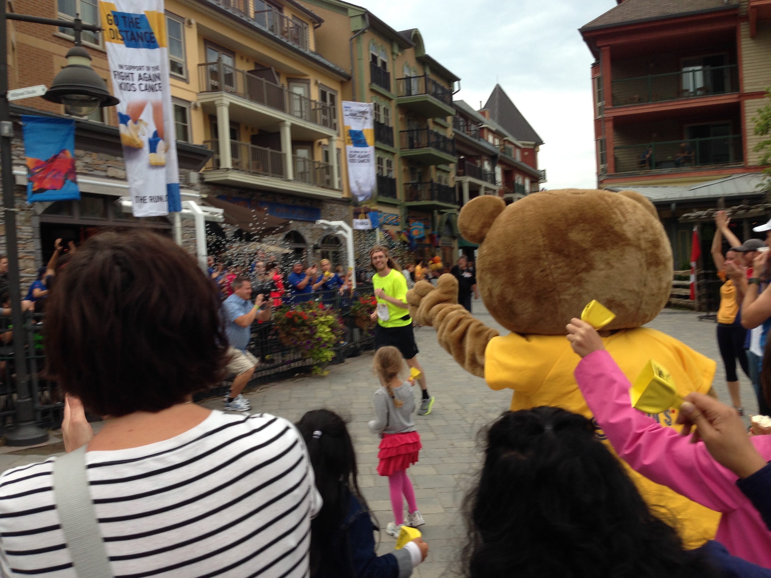 Blue Mountain Village Relay to End Kids Cancer