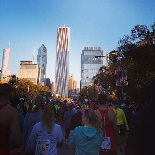 It's a Perfect Day to #Run #chimarathon #shirleyruns