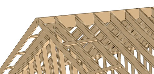 Another ridge beam and rafter question