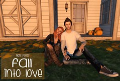 Fall Into Love - TheSaturday Sale