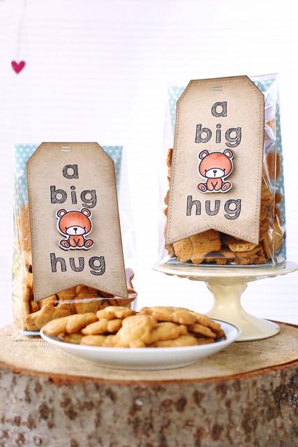 a great big bear hug