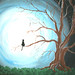 Tree cat moon sm