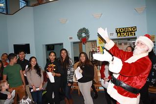 12/20/2013 - Christmas Celebration Main Library