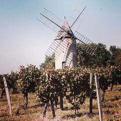 Le moulin - Photo of Saint-Antoine-sur-l'Isle