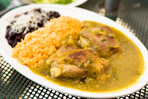 Mexican Pork in Green Sauce