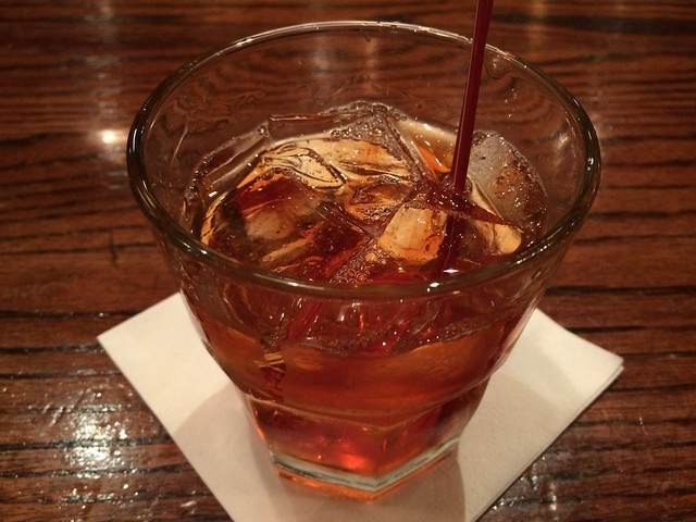 Makers Manhattan - Sine Irish Pub