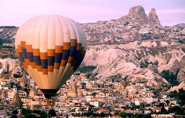 Baloon @ Cappadocia
