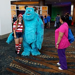 Wenda, Sully and Boo