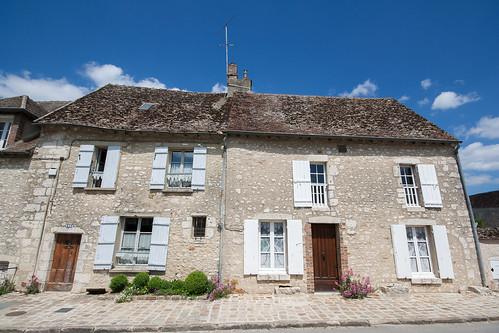 Provins - Medieval Town ~100km south-east of Paris