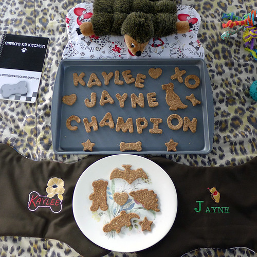 Carbs & Rec - Champion's Peanut Butter Oatmeal Birthday Biscuits (0002)