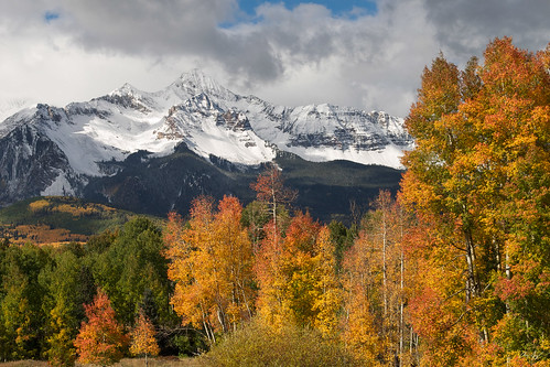 Wilson Peak Fall Colors
