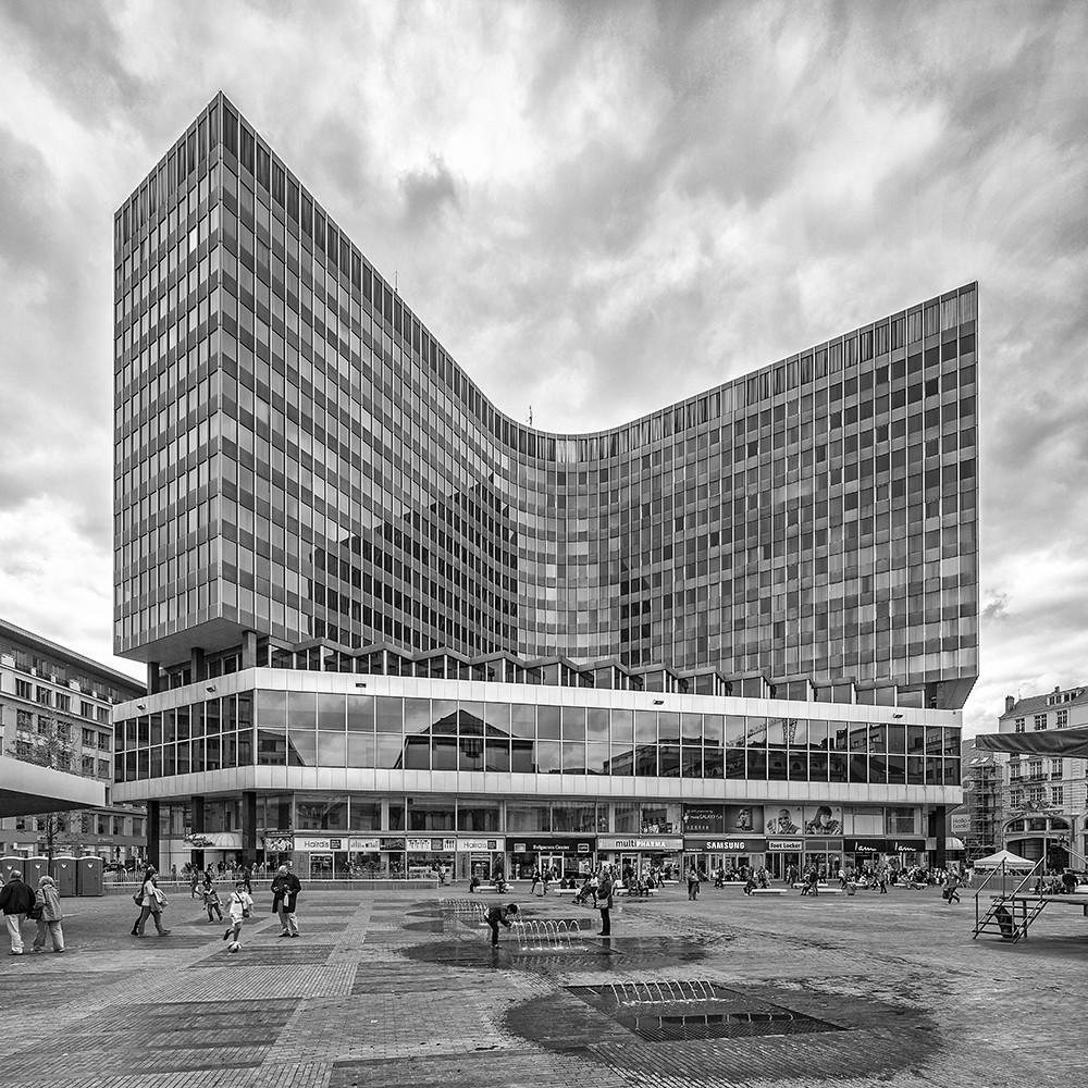 Centre Monnaie - Brussels