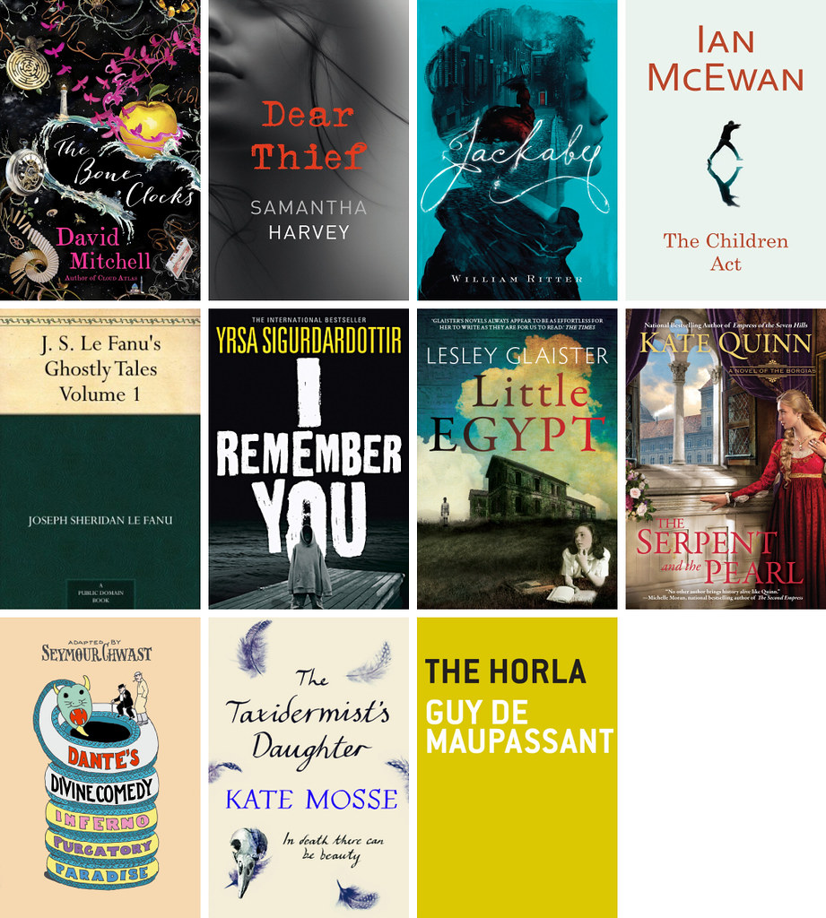 September 2014 books