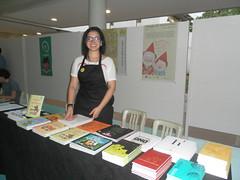 Mostra de Livros Impressos - Colégio Santa Cruz