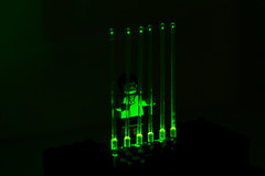 Lego Laser Harp II