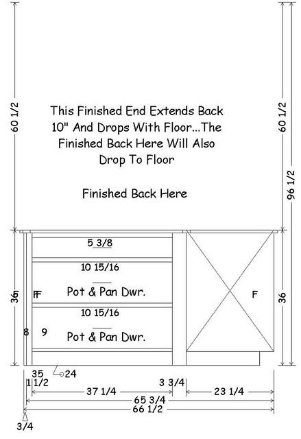Final Kitchen Cabinet Plans