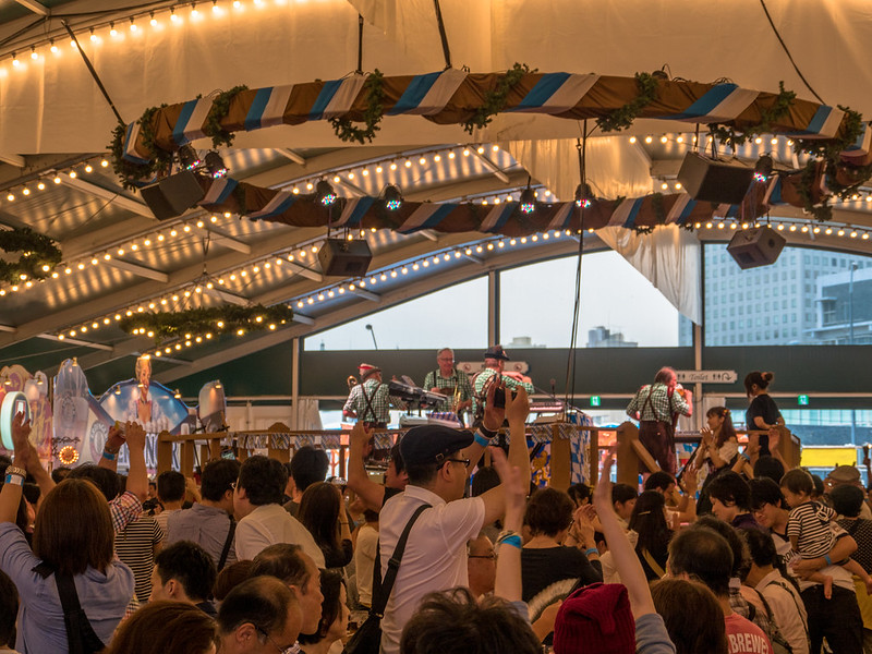 Yokohama October-Fest with GH4