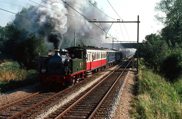 SGB 3 bij 's-Heer Arendskerke, 1978.