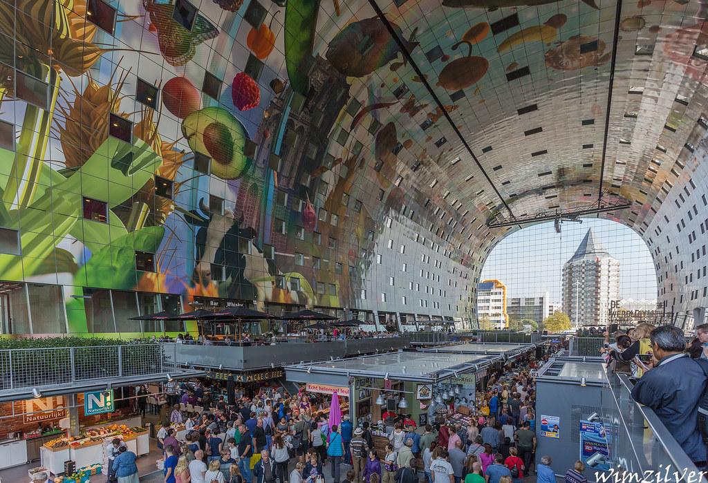Markthal Rotterdam (2)
