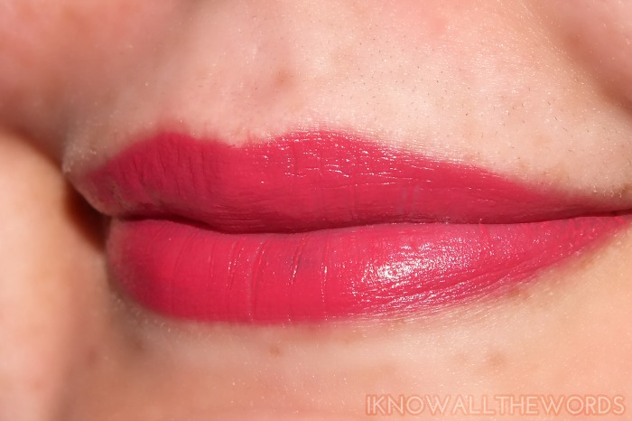 avon ultra colour matte lipstick - matte berry