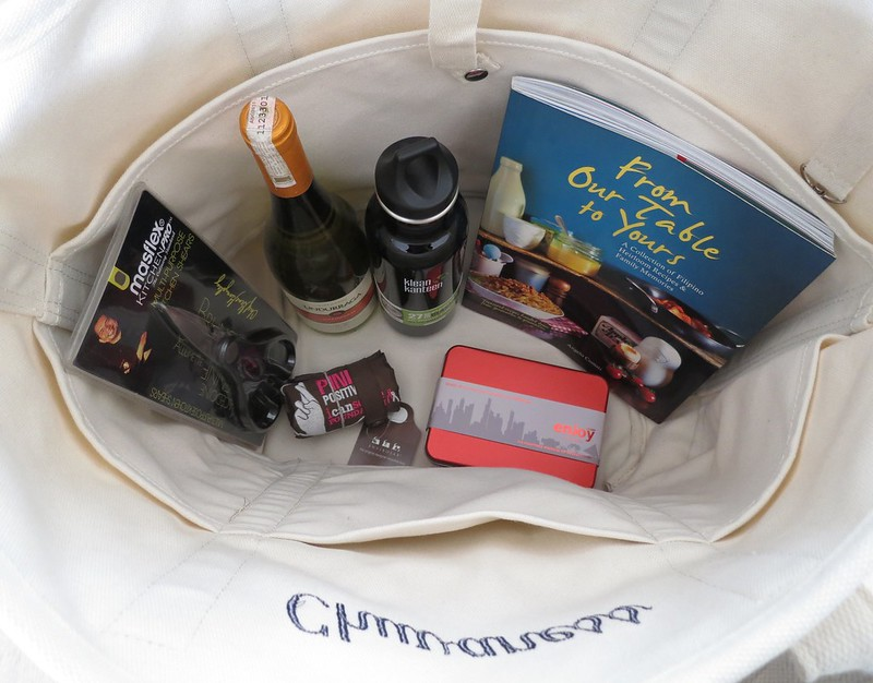 Inside the Chuvaness tote