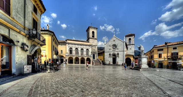 Norcia, Umbria