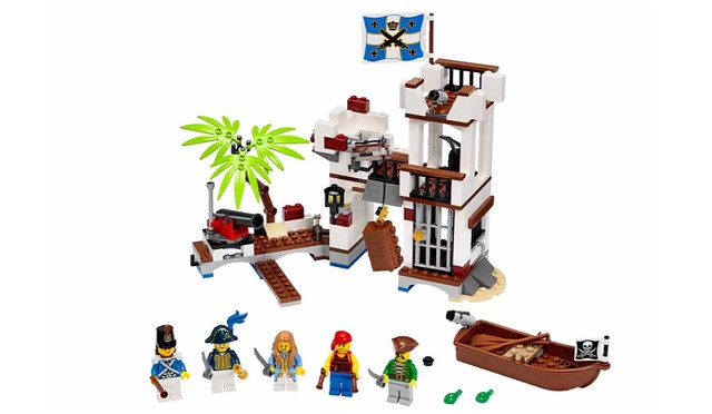 LEGO Pirates 70142 - Soldiers Fort