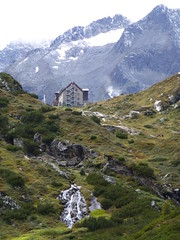 Wanderung zur Franz Senn Hütte