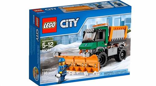LEGO City 60083