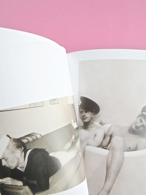 Sebastien Lifshitz, The Invisibles. Rizzoli International Publications 2014. Design: Isabelle Chemin. Pag. [72 e 73] (part.), 1